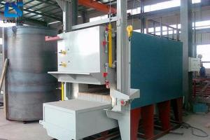 China LST-65 Trolley Type Resistance Furnace for Steel Parts Quenching Annealing on sale