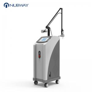 China 2019 cheapest 40w rf CO2 laser tube fractional laser scar removal & vaginal tightening beauty machine on sale