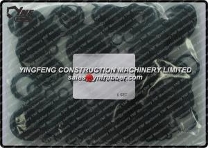 China Caterpillar CAT 303CR Excavator Hydraulic Boom Hydraulic Seals And O Rings NOK Service Kit on sale