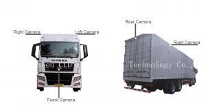 China Modèle universel, tout autour des caméras de camion garant le système, sûr pour des camions et des autobus, système de vue d'oiseau on sale