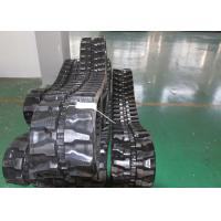 88 Links Lightweight Rubber Tracks , New Holland Replacement Rubber Tracks