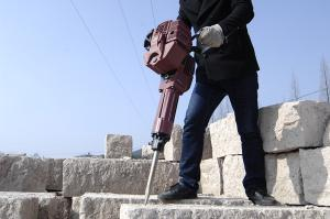 China 95A diesel jack hammer/rock drill /concrete breaker on sale