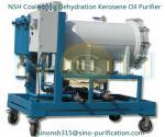 NSH Coalescing Dehydration  Kerosene Oil Purifier 3000 -12000 Liters/Hour