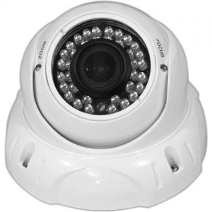 China Smart SONY EFFIO-P DSP IR  700TVL Security Dome Camera Double Scan CCD , DC12V / AC24V on sale