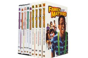 China Family Matters Season 1-9 Complete Series DVD Movie TV Comedy Drama Series DVD on sale