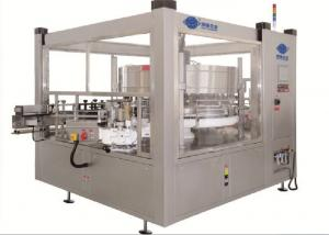 China Cold Glue Bottle Labeling Machine Spc-hl2c For Beer / Wine / White Spirit on sale