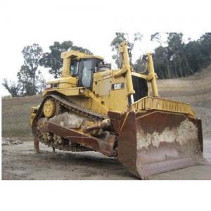 China dozer, D9 dozer, bulldozer, caterpillar dozer, used dozer, used construction machinery on sale