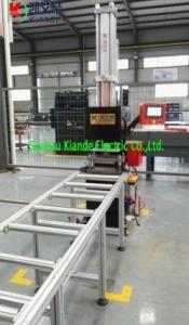 China Hydraulic bus bar bending machine, busbar punching machine on sale