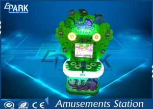 China Coin Operated Music Hitting Amusement Game Machines Video Arcade Game on sale