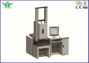 China 1000mm High and Low Temperature Tensile Testing Machine For Wire 200KN on sale
