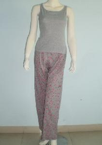 China Ladies Pyjamas Set (LZX-PJ0903) on sale