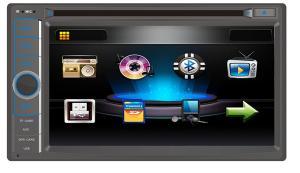 China BMW/Audi/フォードの自動車ナビゲーション・システム1はTVのアンテナ入力を運びます on sale