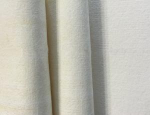 China Non Woven Needle Felt Filter Cloth 550g / M2 With Calendering One Side Finishing on sale