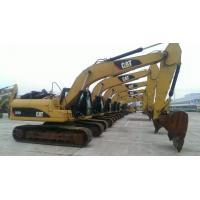 China 2012 320D utilizaron la Santa Lucía hidráulica de Bolivia el Brasil Bonaire del cavador de la mano del excavador 1.4m3 segundo de la oruga on sale