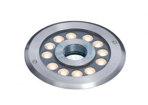 China B4TA1257 B4TA1218 12 * 2 W Modern Design LED Fountain Ring Light , LED Waterproof Lights For Fountain on sale