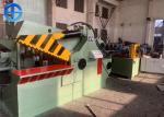 High Efficient Hydraulic Alligator Shear Metal Alligator Shear 200 Ton Shear Force