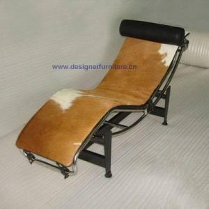 China Cadeira de sala de estar LC4 do Chaise on sale