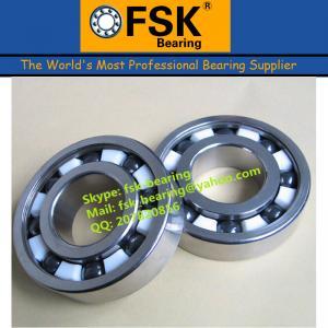 China Si3N4 Full Ceramic Ball Bearings 6001CE 12*28*8 High Temperature Bearings on sale