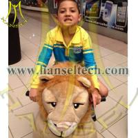 Hansel ride on horse toy pony juguete musical animal rides motor