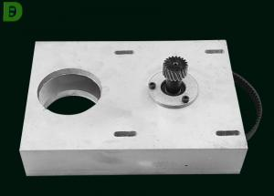 China Die casting engraving machine gear box cast aluminum synchronous pulley belt on sale