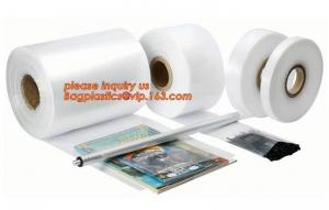 China Layflat Poly Tubing Insulated Shipping Boxes And Bags Poly Tubing on sale
