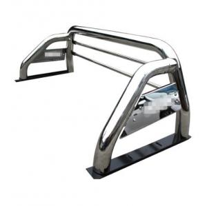 China New Design Single Pipe Roll Sport Bar Roll Bar For 4x4 Car Accessories Anti Roll Bar on sale