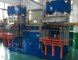 China Vertical Rubber Compression Machine , Silicone Bracelet Machine For Insulation Pads on sale