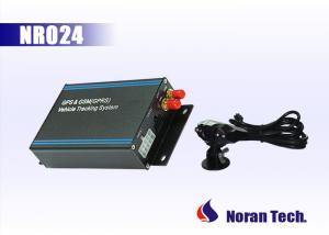 China Vehicle GSM Antenna Camera GPS Tracker Web Based , Remote Monitoring on sale