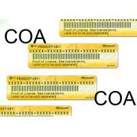 Global Area Microsoft Office 2010 Retail Box COA Sticker Genuine Key For Lifetime