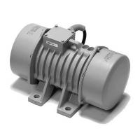 50HZ 3000rpm Electric Vibrating Motor With 6 Pole Low Noise