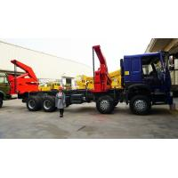 China Titan Vehicle 20 ft 40 ft container self loading container truck for sale on sale