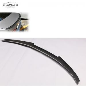 China Stability Auto Rear Spoiler Wing For BMW F10 M4 Style Carbon Fiber 2006 - 2010 on sale