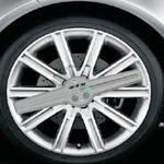 дизайн 6В РГБ современный привел свет светлых пятен колеса приведенный автомобилем