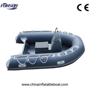 China Personal Small Rib Boat For Sport , High Efficiency Rib Fishing Boat on sale
