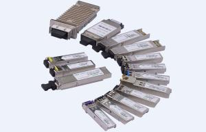 Quality SFP + factor de forma de fibra óptica del transmisor-receptor 10GBASE-LR SFP for sale