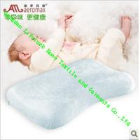 Soft Contour Memory Foam Breathable Baby Pillow for Head , Square Throw Pillows