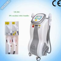 YR-206+ IPL machine with 2 handles  hair removal