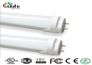 China Exhibition Gallery 14w T8 LED Tube Light IP50 1200Lumen High Brightness on sale