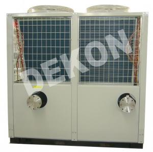 China Air cooled chiller modular type with heat pump-20TR on sale