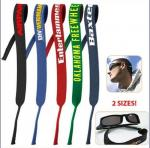 colorful customer printing simple sunglasses neoprene sports eyeglasses holder strap