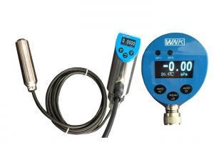 China Signal Digital Fuel Liquid Level Switch And Level Sensor Modbus RS485 Output on sale