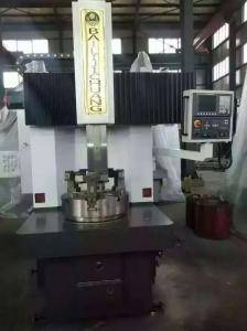 China Best Bearing Machinery Vertical Spindle Lathe High Speed Cutting Machine on sale