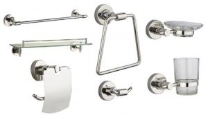 China SS bathroom accessories 6 /7pcs BT1000-7 on sale