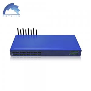 China best quality 8 port gsm gateway supporting 32 SIMs/ SK 8-32 GSM VoIP Gateway on sale