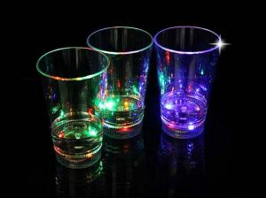 China whisky cup,led flashing cup , flash cup on sale