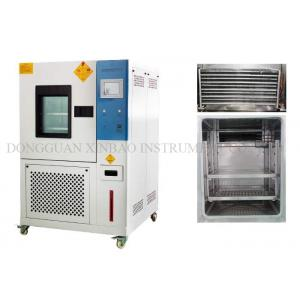 High And Low Temp Environmental Test Chamber Touch Screen With Extended Operating Life