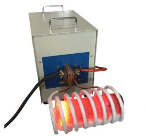 China High Frequency Small Billet Forging Induction Heating Machine on sale