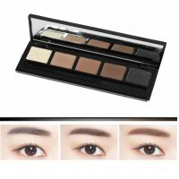Lightweight Smudge Proof Naked Eyebrow Powder Lightweight 12 Month Valid Time