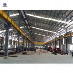 steel structure construction and prefab welding steel structure workshop