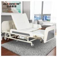 Full Functions Electric Homecare Beds For Elderly People With Toilet , Home Nursing Bed